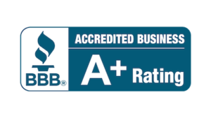 A Man With a Van is a Better Business Bureau Accredited Company with an A+ rating