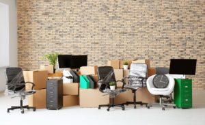 Moving services for home and work